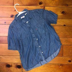 Levi's Chambray Shirt